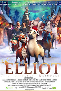 Elliot The Littlest Reindeer (2019)