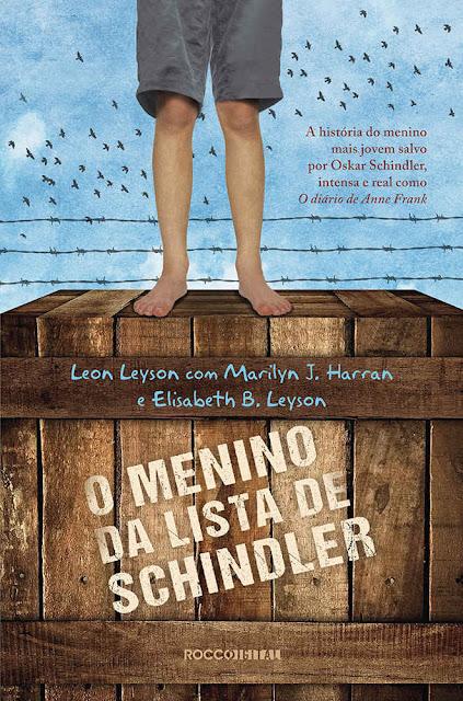 O menino da lista de Schindler - Leon Leyson
