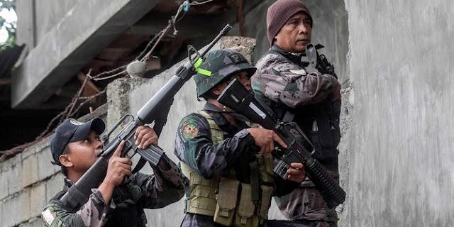 Lawan Militan di Marawi, Filipina Minta Bantuan Terhadap AS