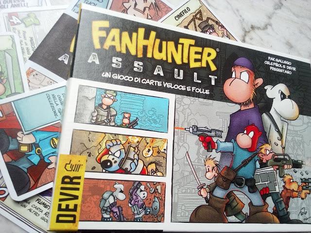 """""""Fanhunter Assult"""", i Nerd fanno resistenza"""