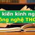 SÁNG KIẾN KINH NGHIỆM MÔN CÔNG NGHỆ THCS (Skkn công nghệ 6, 7, 8, 9)