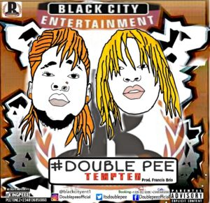 MUSIC: DOUBLEPEE - TEMPTED
