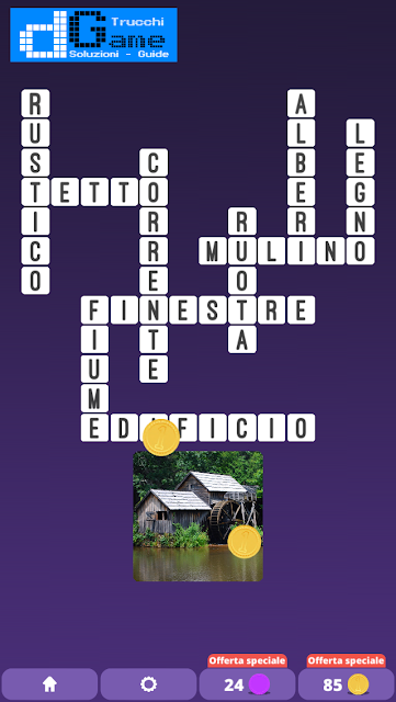 Soluzioni One Clue Crossword livello 7 schemi 3 (Cruciverba illustrato)  | Parole e foto