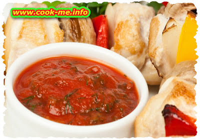 Recipe Chili sauce