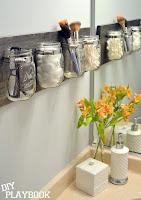 http://www.popsugar.com/smart-living/DIY-Mason-Jar-Organizer-35532719