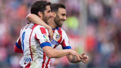 Atletico Madrid 10 Besar Rangking Klub UEFA 2014/15