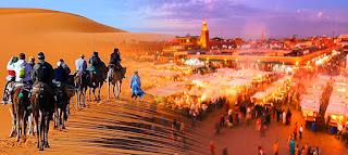 Circuit au Maroc