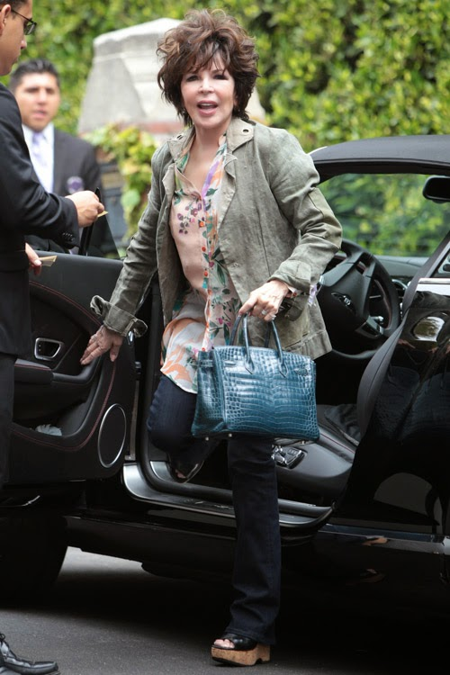 Bringing Home The Birkin  Carole Bayer Sager and the Infamous Hermes ... fdb59bd56e408