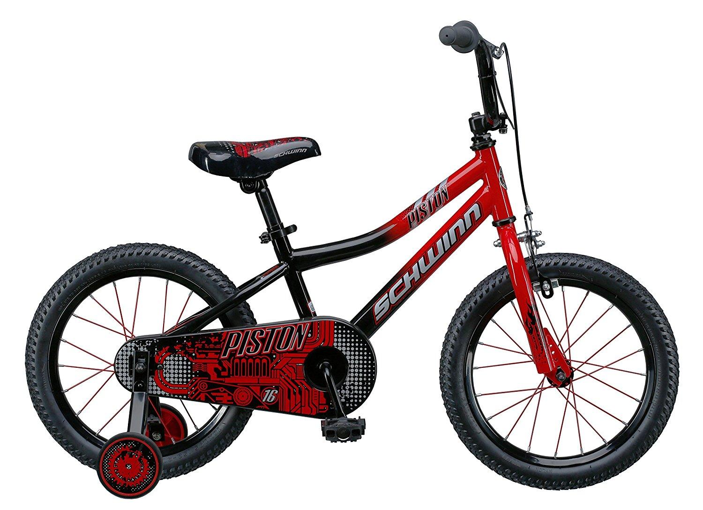 Hot* Amazon: $44.98 (Reg. $89.99) Schwinn Boys Piston Bicycle, 16 ...