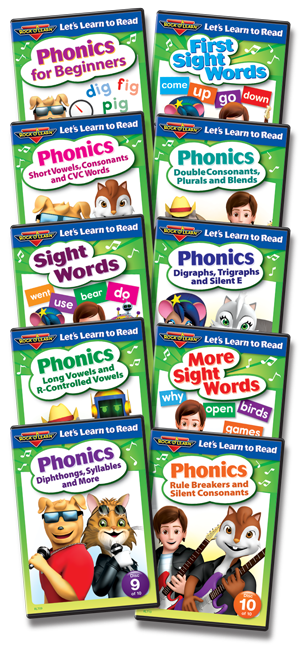 250 free phonics worksheets covering all 44 sounds, reading, spelling, sight words and sentences! Grab This Rock N Learn Deal Today On Groupon Mommy S Block Party