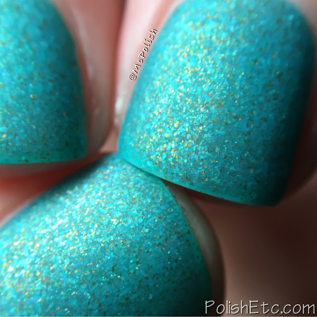 Ellagee - Three Years of Sparkle Collection - McPolish - Sea of Tranquility