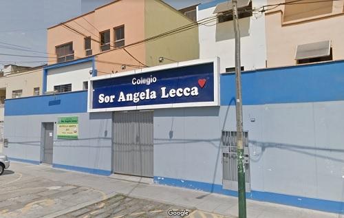 Colegio SOR ANGELA LECCA - Pueblo Libre
