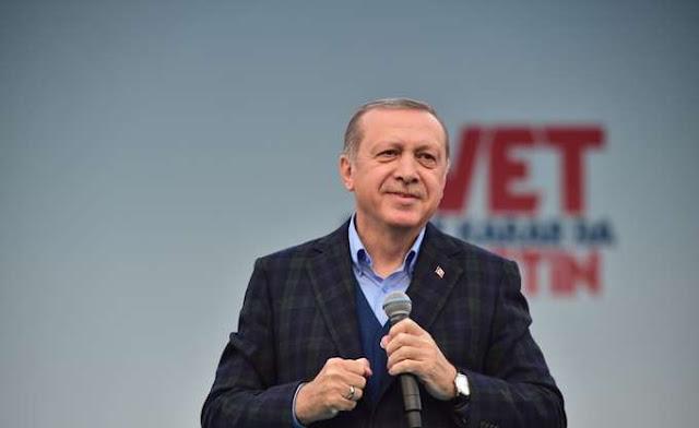 Ο Ερντογάν σχεδιάζει επίσκεψη στον Κόλπο στις 23-24 Ιουλίου