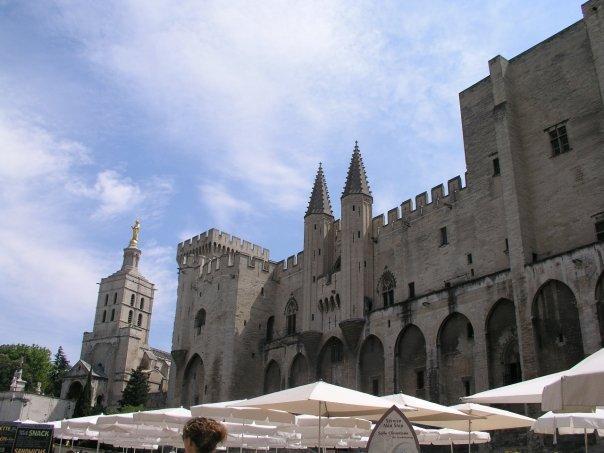 Avignon France Travel