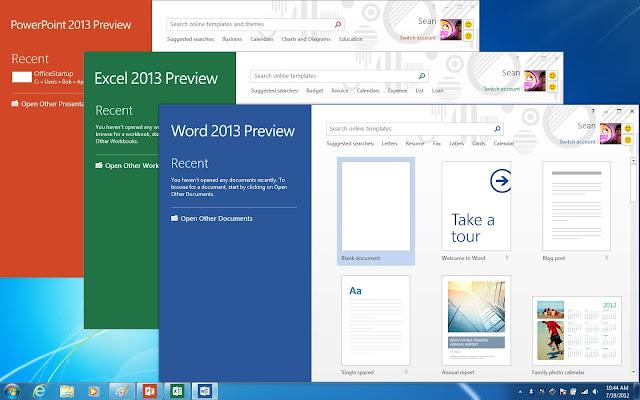 Microsoft Office 2013 New Pro Plus
