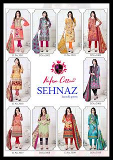 Dress Material: Nafisa Cotton Karachi vol 1 buy wholesale price