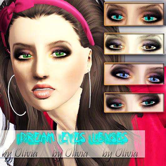 Dream Eyes lenses