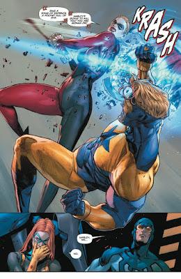 "Comic: Preview de ""Heroes in Crisis"" Vol.7 de Tom King - DC Comic"