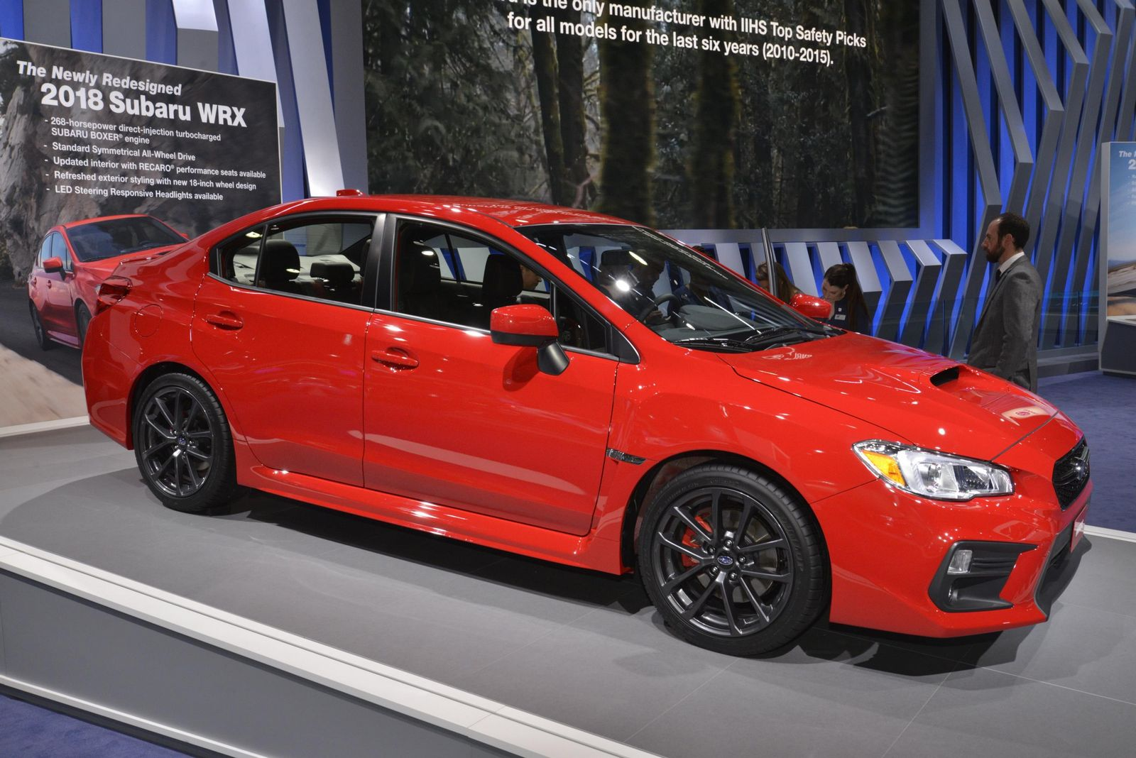 2018 subaru sti hatch. Interesting Subaru PHOTO GALLERY Intended 2018 Subaru Sti Hatch