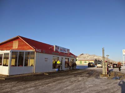 Gasolineras y estaciones de servicio en Islandia