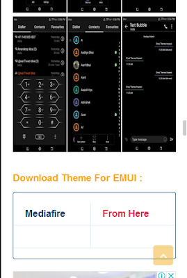 Download theme for huawei