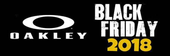 Oakley Black Friday 2018