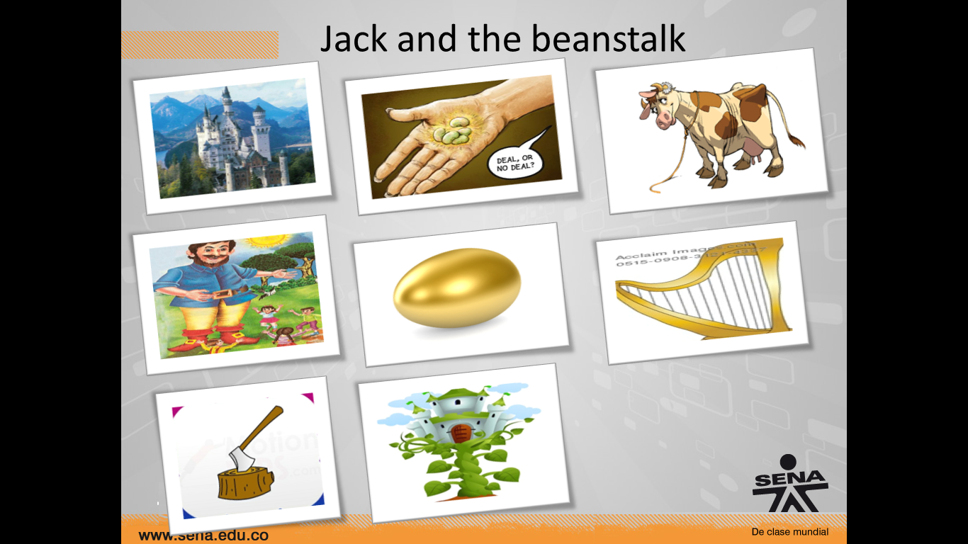 Creating A New Story About Jack And The Beanstalk