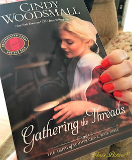 GATHERING THE THREADS by Cindy Woodsmall