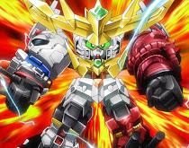 Gundam Build Divers Episode 16 Subtitle Indonesia