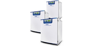CO2 incubators with integral cooling system for cell culture