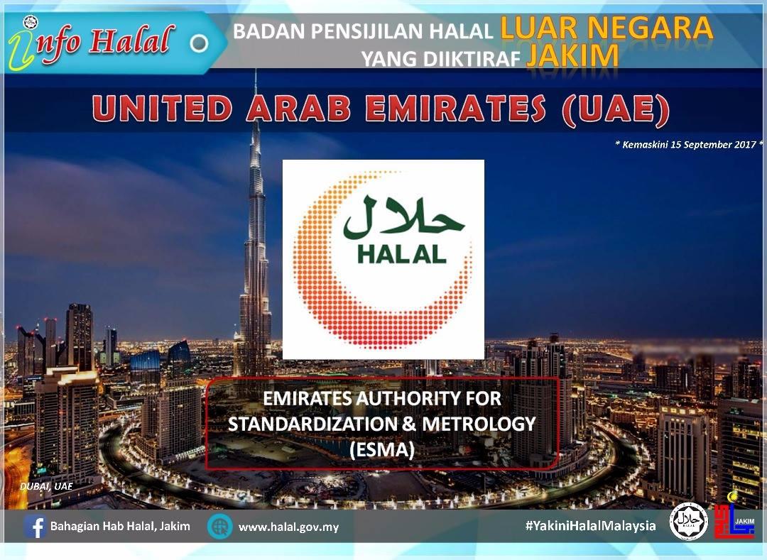 logo halal uae