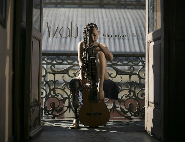"""Yzalú lança o single """"Minha Bossa é Treta"""" e a capa do álbum que leva o mesmo nome"""