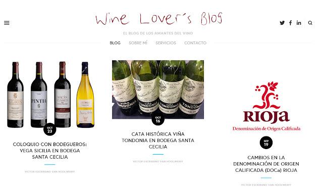 entrevista a victor escribano de wine lover´s blog
