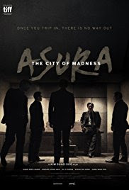 Asura: The City of Madness Poster