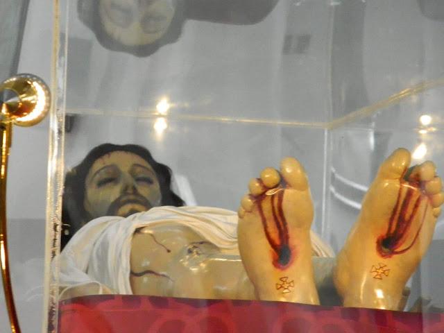 risto Yacente de Nuestra Señora de los Remedios