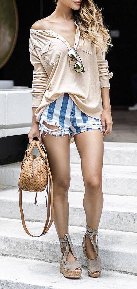 Outfits Club: 40 Stylish And Comfy Summer Outfits To Copy ASAP
