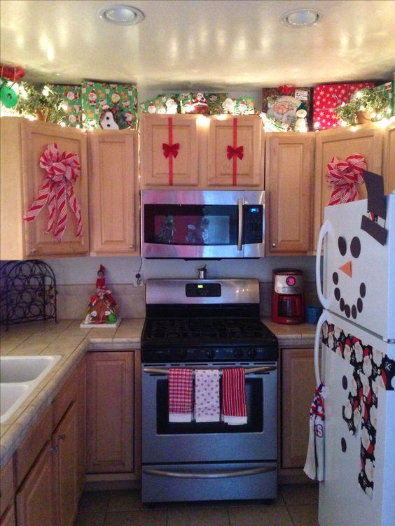 De todo un poco decoraciones navide as para el hogar - Decoracion navidena para el hogar ...