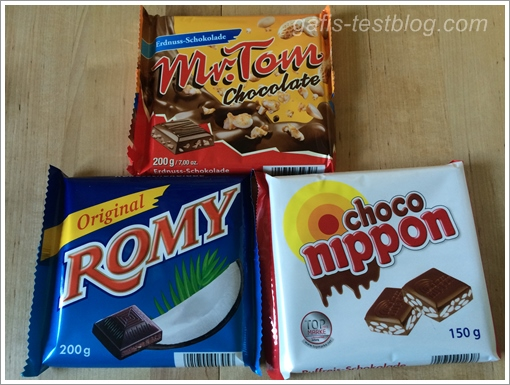 Mr. Tom Mr.Tom Chocolate, Original ROMY und choco nippon