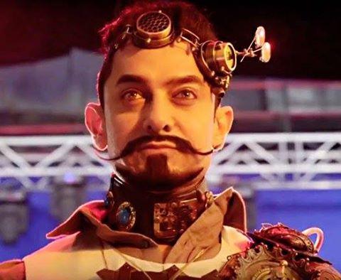 First Look of Aamir Khan's next Movie 'Secret Superstar'