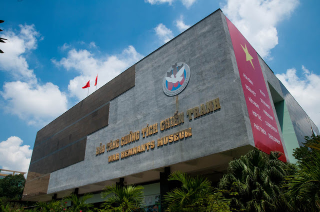 El Museo de la Guerra Vietnam