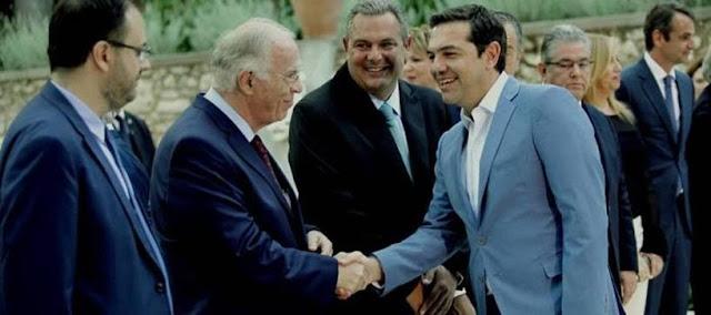 Διαλύονται οι Ανεξάρτητοι Έλληνες
