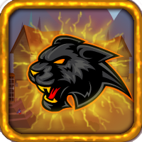 Play Games4escape Black Panther Rescue