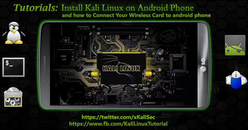 Install Kali Linux on Android Phone - KaliTut