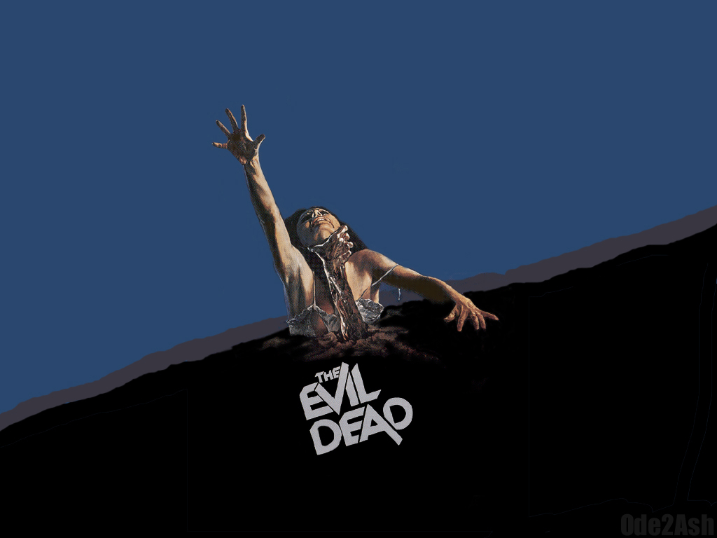 Between the Seats: Sam Raimi marathon: The Evil Dead  Between the Sea...