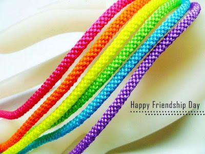 Happy Friendship Day Bracelets, Bands And Necklaces Images