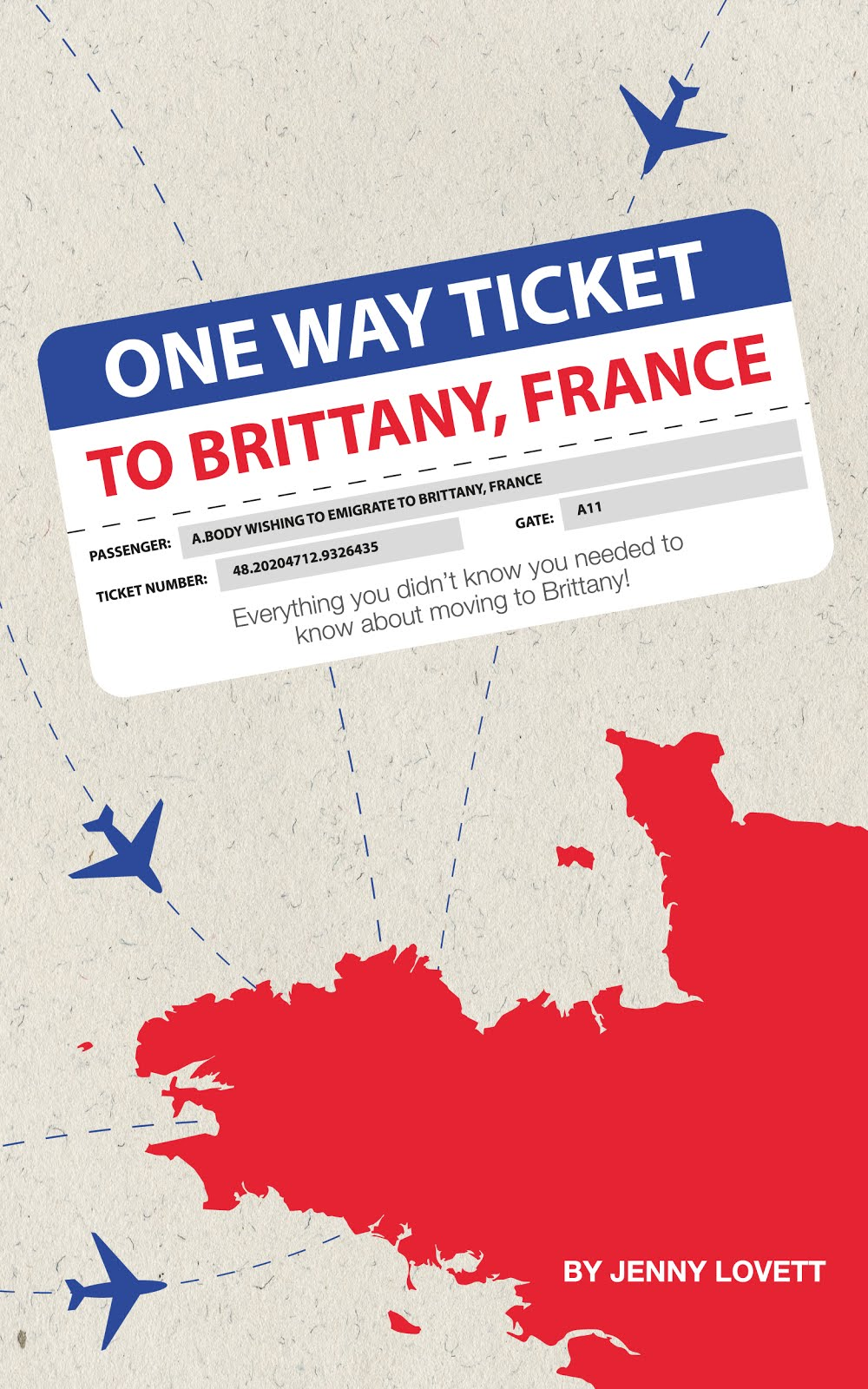Our first book