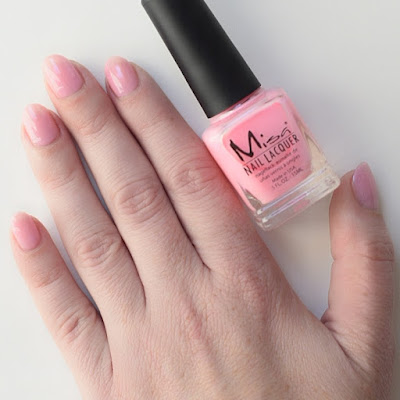 Rose Quartz Nail Art Tutorial