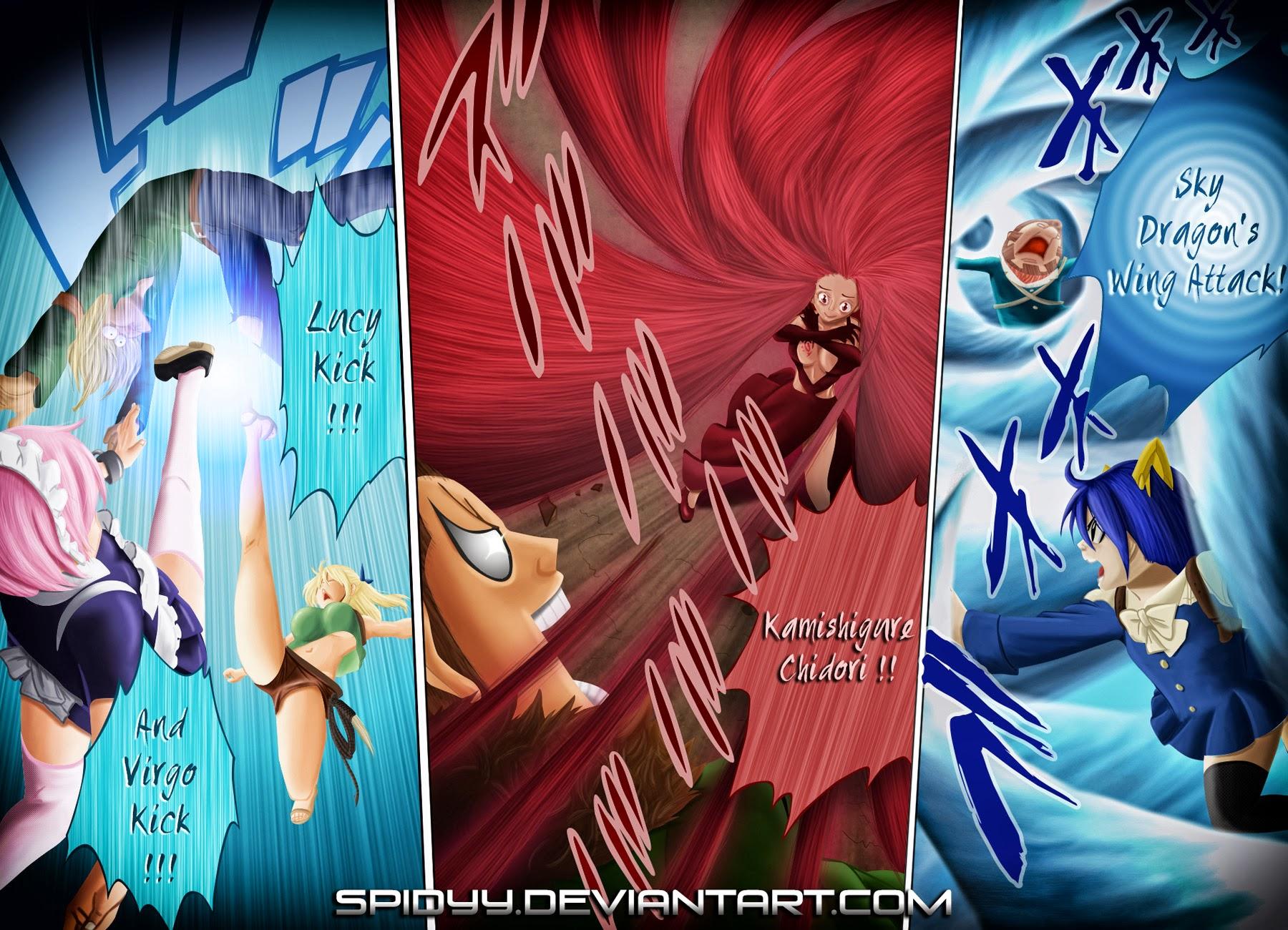Fairy Tail chap 349 trang 25