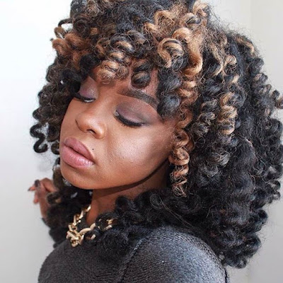 We all know that Afro box braids hairstyle is one of the most fashionable and on ✘ 37 New Afro Crochet Braids Hairstyles Ponytails To Copy In 2020