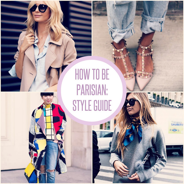 how to be parisian style